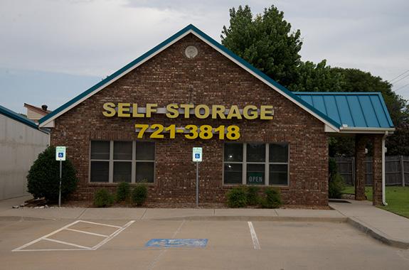 Storage Units OKC