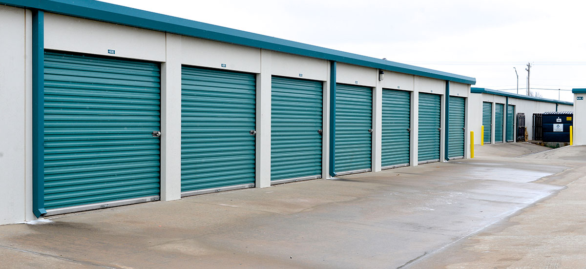 Affordable Storage Units OKC  Gatekeeper Self Storage Oklahoma